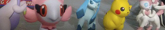 Tengo 30 años y junto Figuras de Pokémon – Mega Lucario & Munna Edition