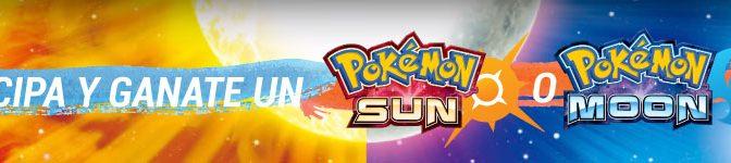 CONCURSO: PA sortea Pokémon Sun o Pokémon Moon en cajita!