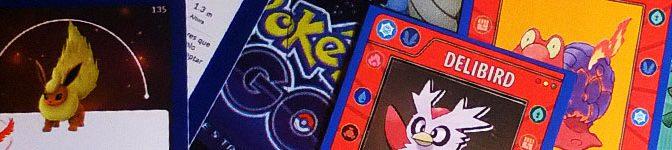 Poké-Bizarreadas: Cartas de Pokémon GO y otros insolitos