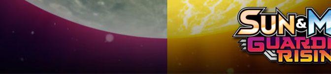 6 Cosas que sabemos de la nueva expansión de TCG:  Sun & Moon Guardians Rising