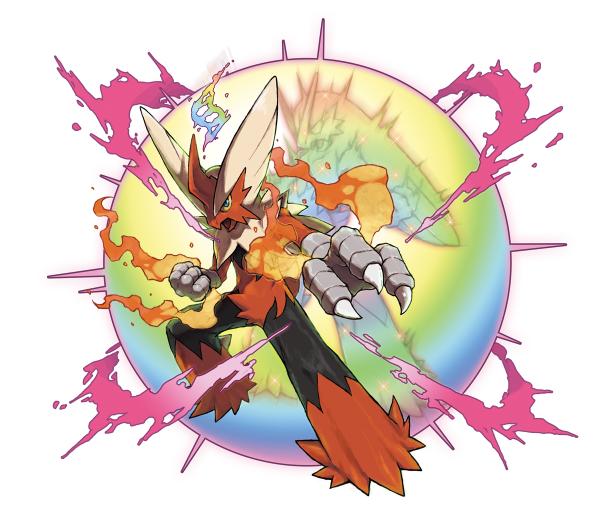 Pokémon: Mega Evolución