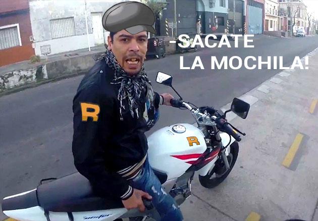 sacatelamochila