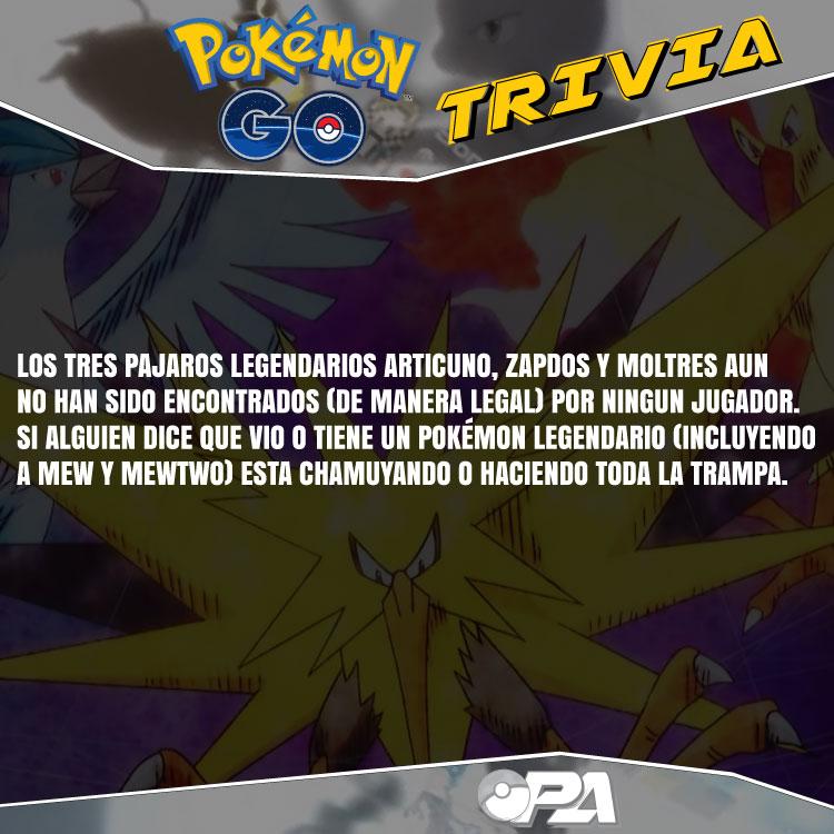Pokémon GO Trivia 17