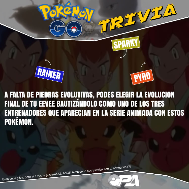 Pokémon GO Trivia 16