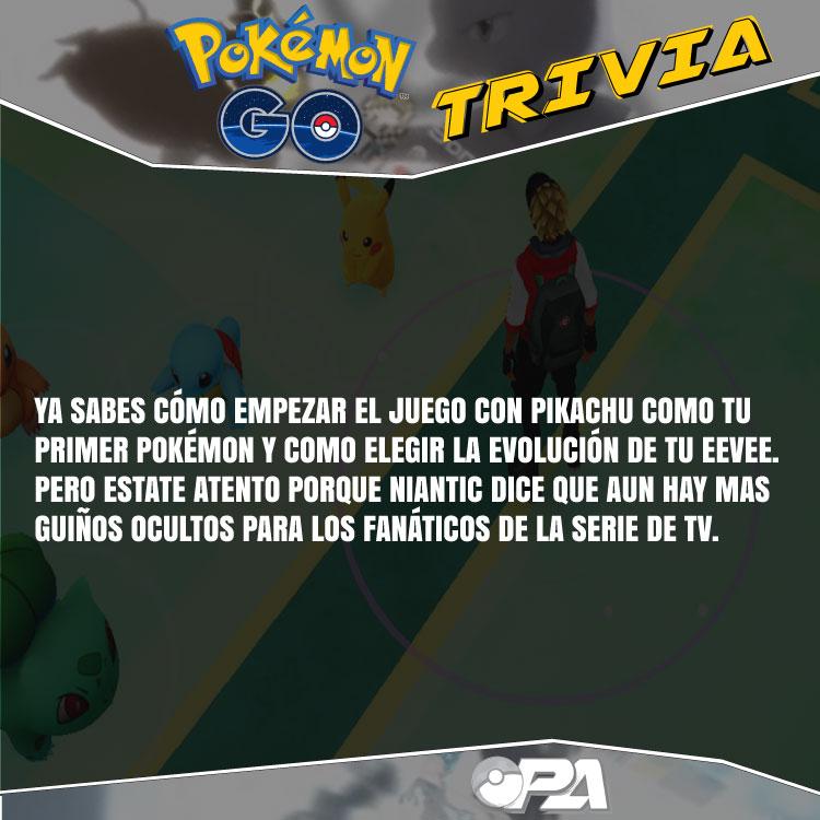 Pokémon GO Trivia 15