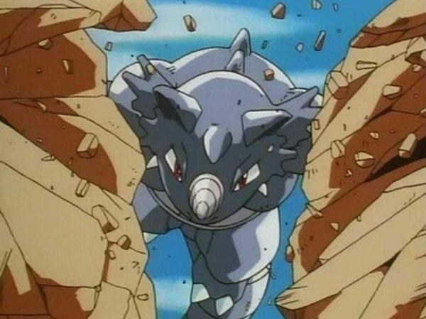 Pokémon Reborn Horn Drill Escroto
